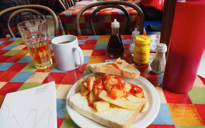 Pete's Eats Cafe - Taking Our Nutritional Requirements Seriously!