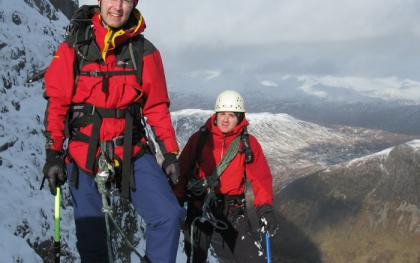 Alpine Training in the Highlands