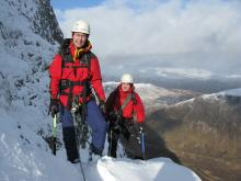 Scottish Winter Mountaineering, Glencoe, Scottish Highands